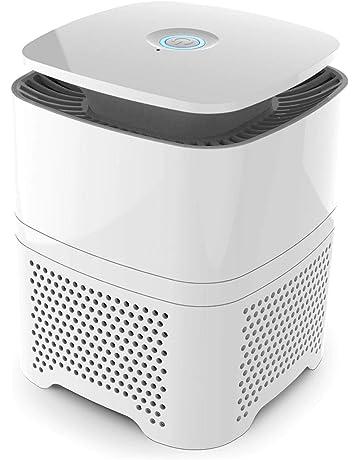 Pro Breeze® Purificador de Aire 4 in 1 con Prefiltro, Filtro Auténtico HEPA &