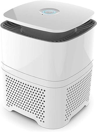 Pro Breeze Purificador de Aire 4 in 1 con Prefiltro, Filtro Auténtico HEPA & Filtro de Carbón Activado con Generador de Iones Negativos. Limpiador de Aire Personal de Escritorio para Alergias: Amazon.es: