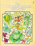 img - for Vegetable Garden Displayed (Wisley) book / textbook / text book