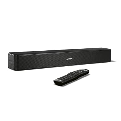 Bose Solo 5 TV Soundbar System - black