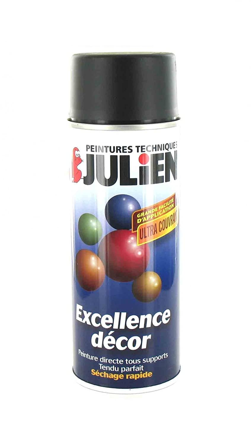 JULIEN BBE 400ML NOIR SATINE