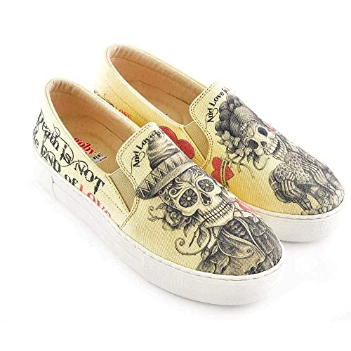 Immortal Is Sneakers Vny101Schuhe Shoes Love Slip On 7vYbf6gyI