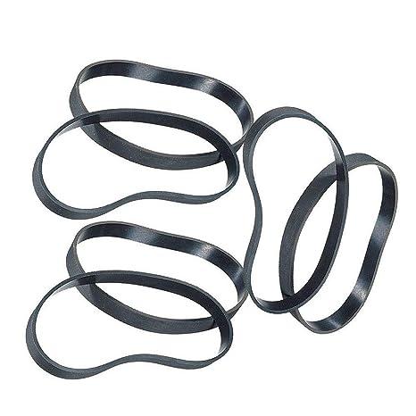 d9c6e365153 Mumaxun 6pcs Vacuum Belt fit Bissel Style 7 9 10 12 14 16 Replacement Part  32074