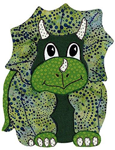 Amazon com: Baby Quilt Patterns, by Kiddie Komfies, Dinosaur