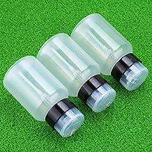 Cruiser 250ml Alcohol Liquid Press Pumping Dispenser Empty Bottle(10pcs)