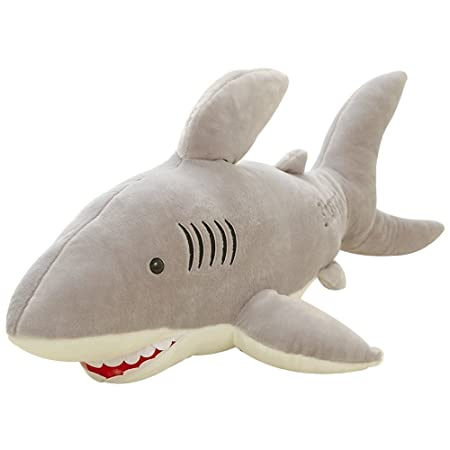 Bluclassic Dis Large Giant Shark Soft Plush Stuffed Toy Kids 80cm 31