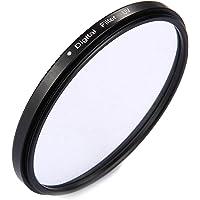 Movoja® [ 58mm UV-Filter | UV-Sperrfilter | UV-Schutzfilter | Lotuseffekt | Ultra-Slim Filter | 16fach beschichteter Spezialfilter |