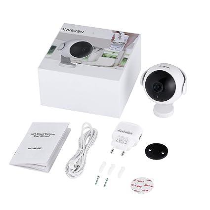 Cámara Leshp 720P IP inalámbrica WiFi Inicio de Vigilancia de la cámara de vídeo de Seguridad