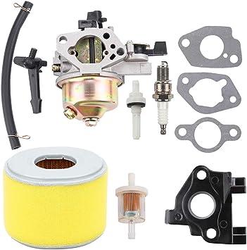 Amazon.com: Dalom GX240 Carburador con filtro de aire, línea ...
