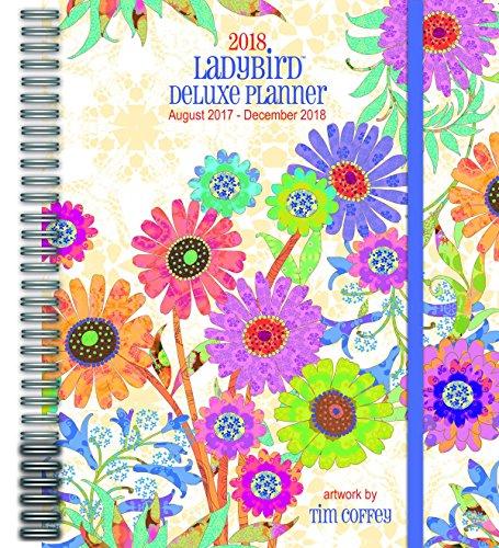 The LANG Companies WSBL Ladybird 2018 Deluxe Planner (18997061026)
