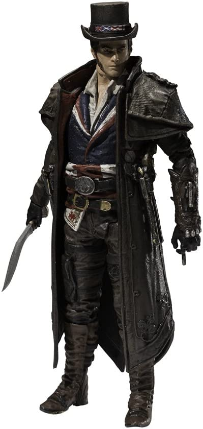 Assassin S Creed 81051 Series 5 Union Jacob Frye Action Figure