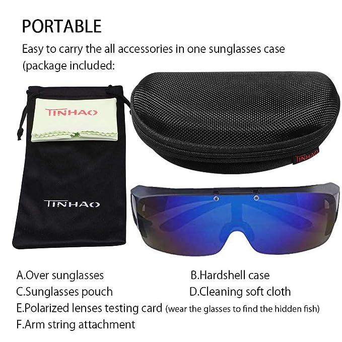 Amazon.com: TINHAO - Gafas de sol polarizadas para hombre ...