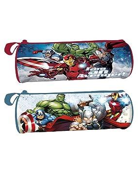 HASBRO - asoast3851 - Dibujos - Estuche Avengers: Amazon.es ...