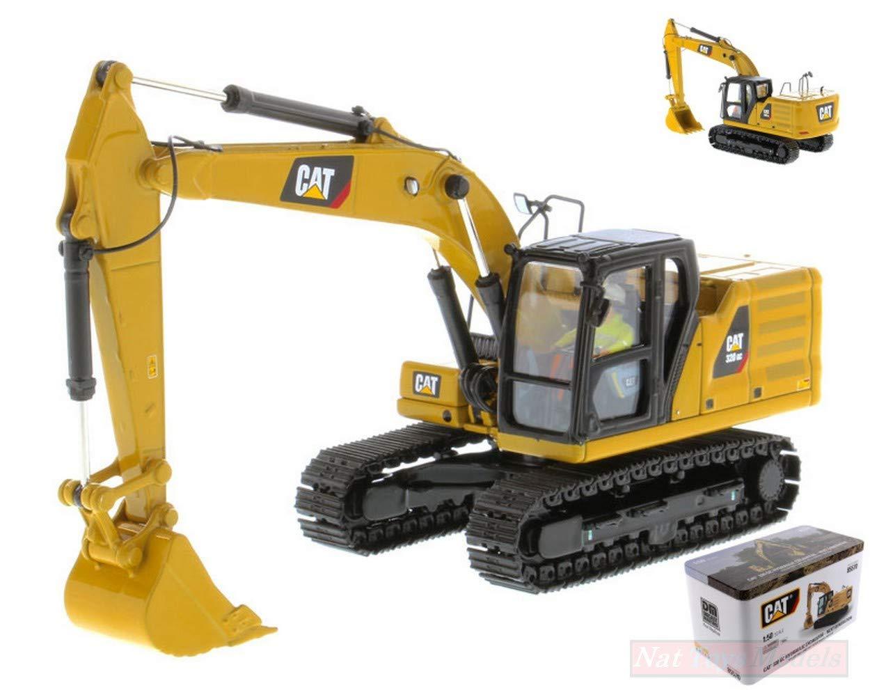 Ven a elegir tu propio estilo deportivo. DIECAST Master DM85570 Cat 320 GC GC GC Hydraulic Excavator Next GENERAT.1:50 Die Cast  100% precio garantizado