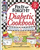 Fix-It and Forget-It Diabetic Cookbook Revised and Updated: 550 Slow Cooker Favorites--To Include Everyone! (Fix-It and Enjoy-It!)
