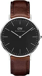 Daniel Wellington Classic Bristol Reloj, Hombre, Cuero