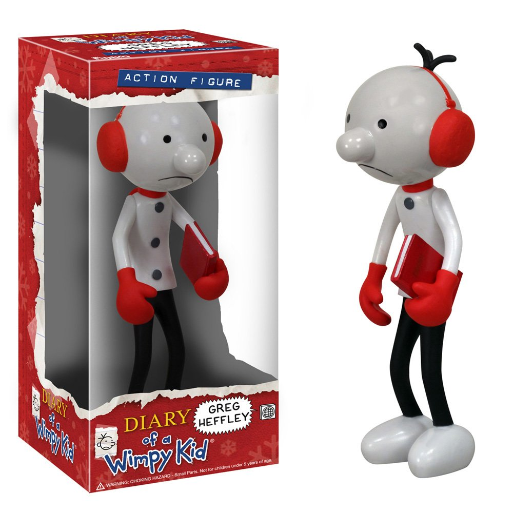 Funko Diary Of A Wimpy Kid Holiday Action Figure