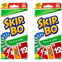 Skip-Bo Card Game …