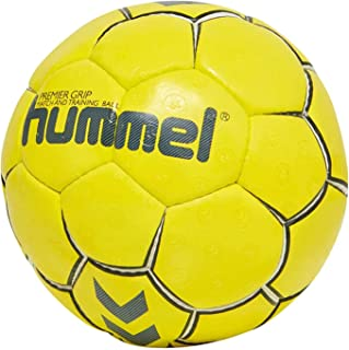 Hummel hmlPREMIER GRIP HB - Balls Mixte Adulte Jaune/Blanc 2