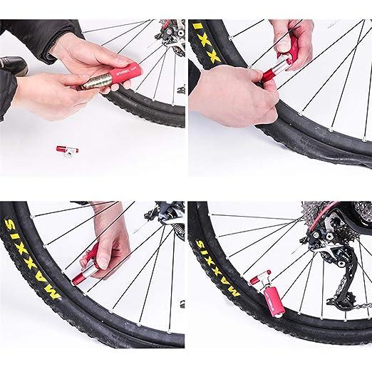 Amazon.com: TADAMI - Boquilla hinchable para bicicleta ...