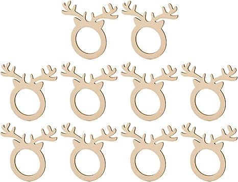 TOYANDONA Napkin Rings Holiday Napkin Holder Christmas Belt Buckle Napkin Rings Xmas Party Decoration Dinning Table Everyday Gatherings Napkin Rings