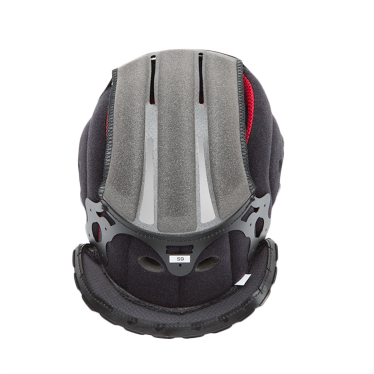 Shoei X-14 Type-I Center Pad Side S5 Street Bike Racing Motorcycle Helmet Accessories - Black One Size