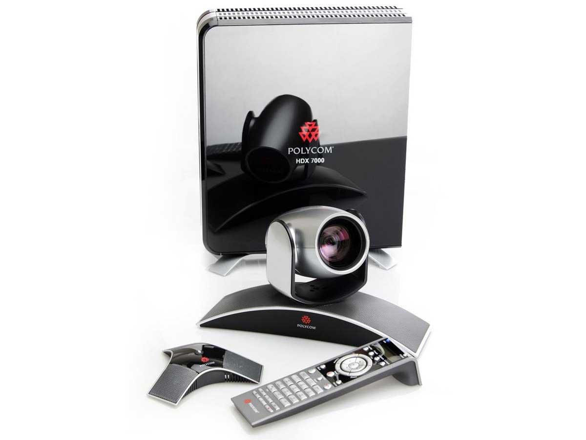 Polycom Polycom HDX 7000-720 HDビデオ会議システム 本体 7200-23130-002 B007QOFG3O