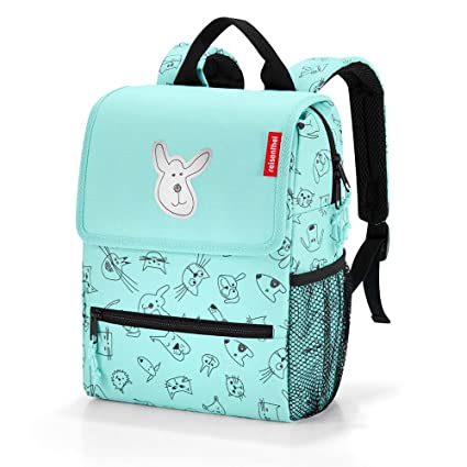 Sac à dos Reisenthel Backpack Kids Cat and dogs rose E1Aiqjl5