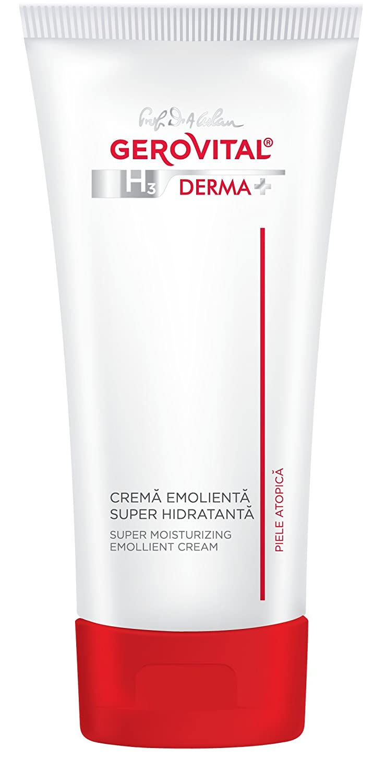 Amazon.com: gerovital H3 Derma + Super Hidratante Emoliente ...