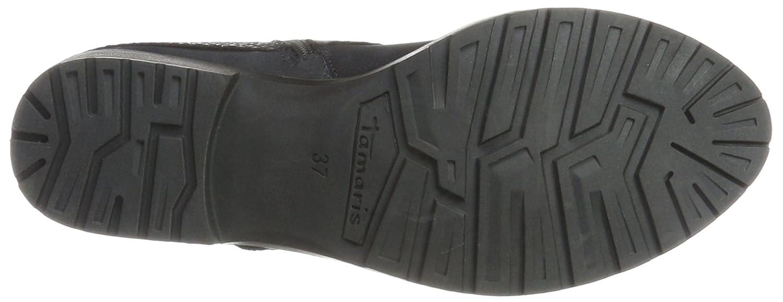 Tamaris Damen 25311 Blau Stiefel Blau 25311 (Navy Comb) 3976fb
