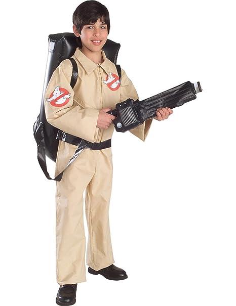 Rubies Costume Da Ghostbuster Da Bambino Amazonit Giochi E
