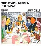 The Jewish Museum 2018 Wall Calendar