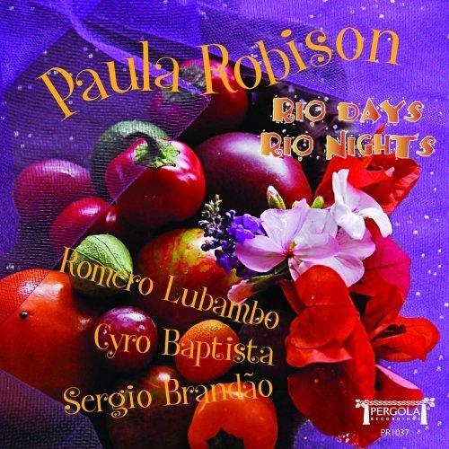 Rio Days, Rio Nights by Paula Robison : Paula Robison: Amazon.es: Música