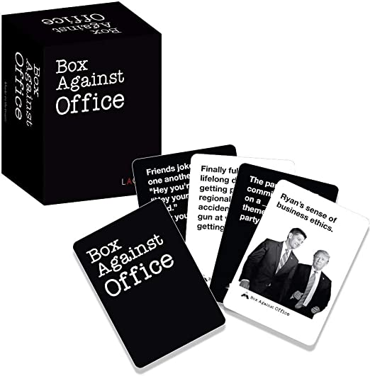 Game Against Office With 180 Cards – Funny Party Game