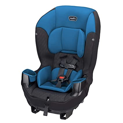Evenflo Sonus 65 Convertible Car Seat - Honestly Comfortable Car Seat for A 3-Year-Old