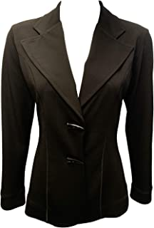 product image for Eva Varro 2 Button Blazer Lined/Fused XS-3X