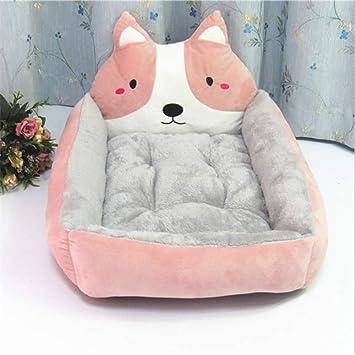 ZHANGQIAN Mascotas Productos para Cachorros Mascotas para Perros Camas para Perros para Perros Grandes Casa De