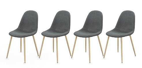 stuhl esszimmersthle set sthle schalenstuhl sitzgelegenheiten esszimmer essbereich - Esszimmer Mit Sitzgelegenheiten