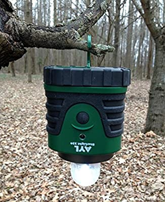 AYL StarLight - Water Resistant - Shock Proof - Battery Powered Ultra Long Lasting Up To 6 DAYS Straight - 300 Lumens Ultra Bright LED Lantern - Perfect Camping Lantern for Hiking, Camping, Emergencies, Hurricanes, Outages