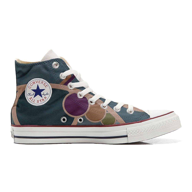 Converse All Star personalisierte Schuhe (Handwerk Produkt) Retro  42 EU