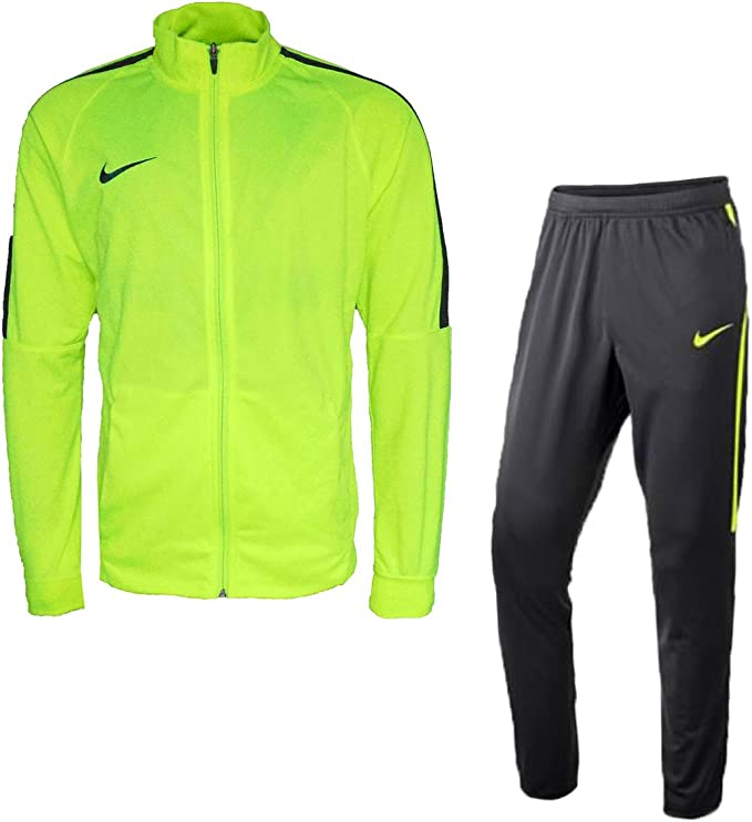 Nike M Nk Dry TRK Suit Sqd K Chándal, Hombre: Amazon.es: Ropa y ...