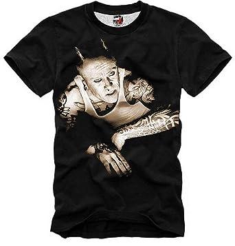 Keith-Flint-The-Prodigy-Tribute Black T-Shirt