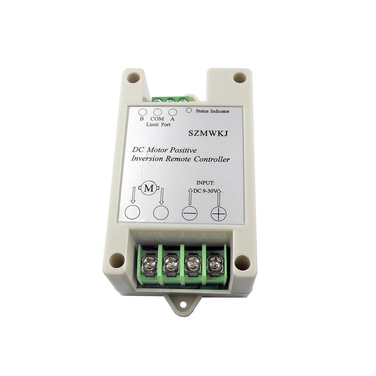 SZMWKJ Wireless Motor Controller Wireless Remote Positive