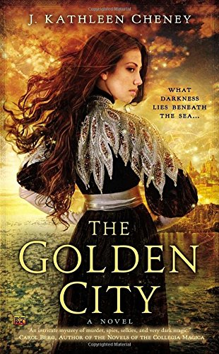 book cover of The Golden City