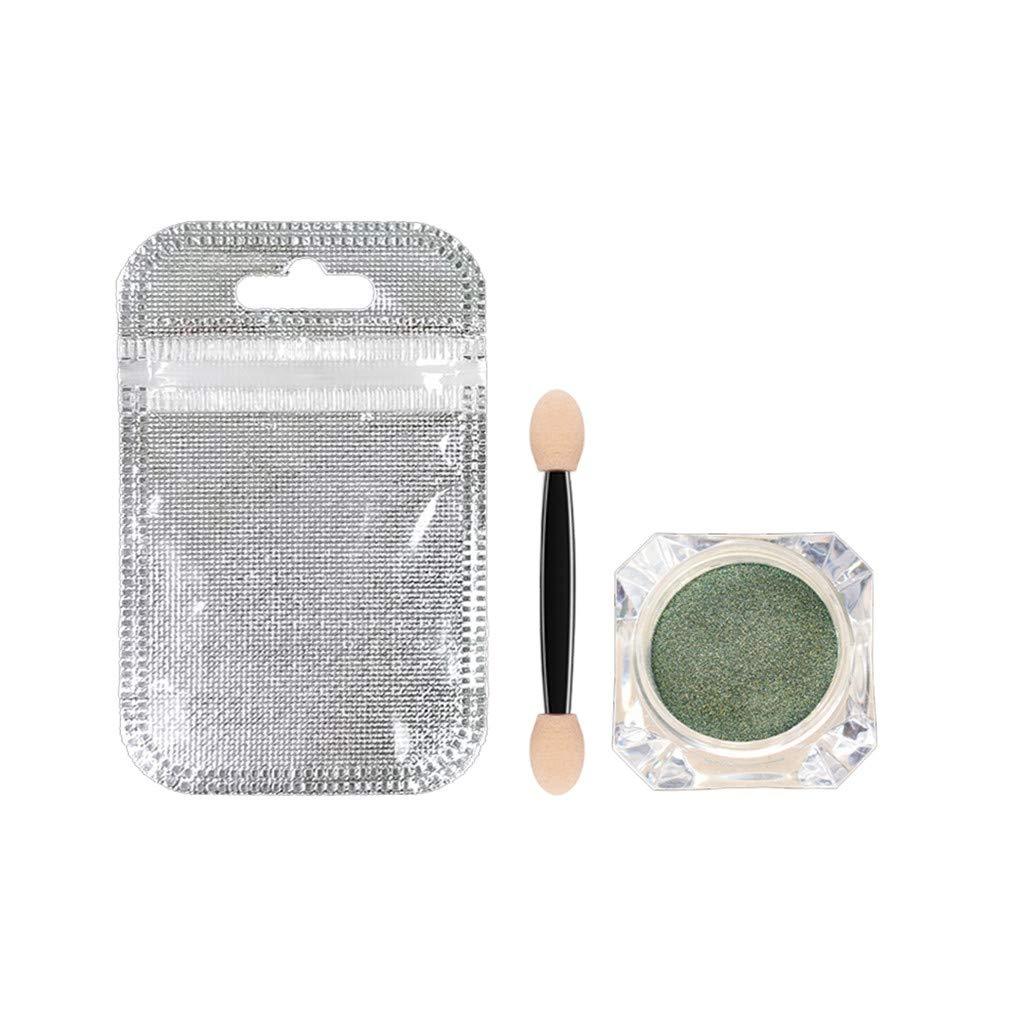 Chiccc Waterproof Glitter Pigment Eyeshadow Powder Long Lasting Shimmer Diamond Single