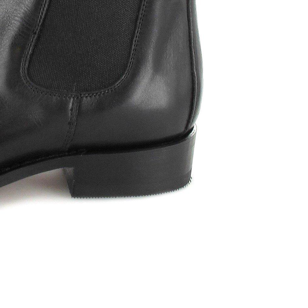 Sendra Negro Boots Damen Herren Stiefelette 5595 Negro Sendra Chelsea Boots Schwarz Schwarz bb7c6b