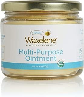 product image for Waxelene Organic Soothing Botanical Jelly, Petroleum Free Ointment, Large Jar