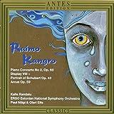 Kangro: Piano Concerto No. 2, Op. 60 / Display VIII: Portrait of Schubert, Op. 42 / Arcus, Op. 59