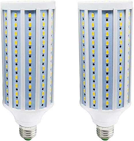 Amazon.com: Bombillas LED de maíz MD Lighting de 40 W E27 (2 ...