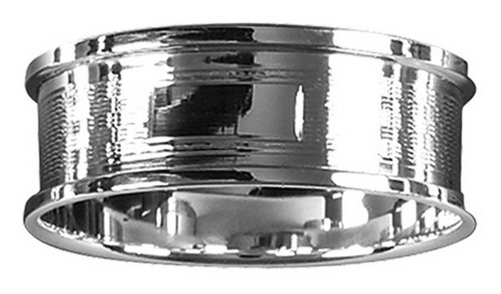 Silver Round Napkin Ring by Orton West